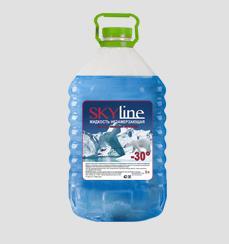 Стеклоомывающая жидкость кан. 5л (-15°С)